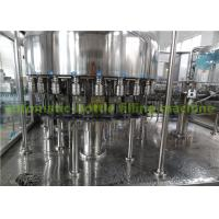 Quality Stainless Steel 304 5.03kw Water Bottle Filling Machine Purified Drinking Water Plant for sale