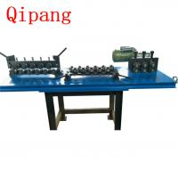 Quality Black Wire Rod Straightening And Cutting Machine 0.8-4mm Line High Power for sale