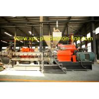Quality CFC / HCFC / HFC Free XPS Machine for Styrofoam Insulation Board for sale