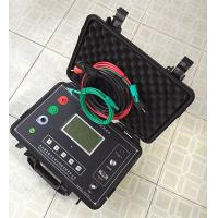 Quality 10KV Megger High Voltage Insulation Tester , High Accuracy Megger Insulation Tester for sale