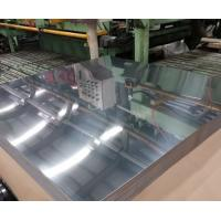 China Architectural Brushed Steel Sheet , Metal Steel Plate Rusting Resistance on sale