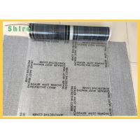 Buy cheap Dealer Must Remove Protective Cover Automobile Carpet Protection Film from wholesalers