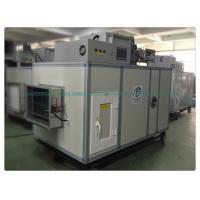China Widely Used Desiccant Wheel Dehumidifier , High Capacity 50kg/h on sale