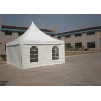 Buy Heavy Duty Clearspan Marquee Pagoda White Event Tent For 50 People at wholesale prices