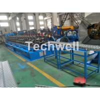 Quality 15 KW Tray Cable Cold Roll Forming Machine With 18 Stations Forming Roller Stand for sale