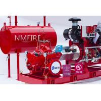 Quality UL Listed / FM Approved Diesel Engine Fire Pump for sale