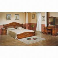 Quality Bedroom Set with Eco-friendly Painting, Small Orders are Welcome for sale