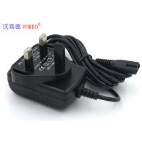 Quality UK Plug Lithium Battery Charger 100-240V AC 50 / 60HZ Input Plug In Connection for sale