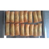 Buy cheap frozen IQF spring rolls from wholesalers