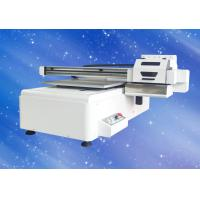 Buy cheap 6090 UV Flatbed Inkjet Printing Machine For Mobile Phone Case / Tile / Glass from wholesalers