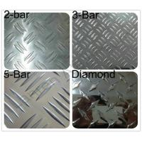 5005/5052/5754 Mirror Polished Prices of Aluminium Diamond Tread Plate Coil