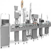 Quality Capsule Counting Automatic Packaging Machine Filling Capping And Labeling Machine for sale