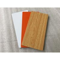 Quality Weather - Poof Aluminum Composite Sign Board Anti - Rust With Thermal Resistance for sale