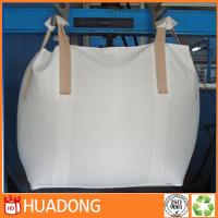 Quality PP jumbo bag/Circular PP bulk bag for mineral packing/big bag for packaging copper ore, mineral, sand 1000kg for sale