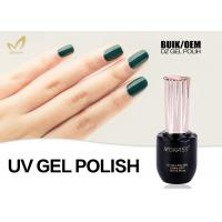 Quality Eco Friendly One Step Gel Nail Polish UV Gel For Nail Art Design No Buble for sale