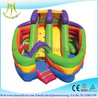Quality Hansel free playground equipment,obstacle sport game indoor and outdoor for sale