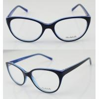 Quality Light Youth Glasses Frames , Acetate Spectacle Frames For Women for sale