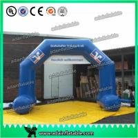Quality High Quality Event Decoration Inflatable Archway Inflatable Finish Arch for sale