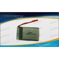 Quality High Rate RC Battery Pack 3.7V 1000mAh 20C 903048 For RC Helicopter for sale