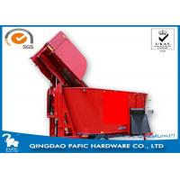 Buy Tulip Vertical Fodder Cutted and Mixed Machine as  Multilift System Raising Shovel Device at wholesale prices