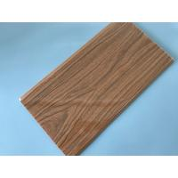 Quality Anti Corrosion PVC Wood Panels For Interior Decoration 7mm / 7.5mm / 8mm Thickness for sale