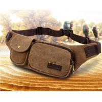 Quality Cycling / Running Outdoor Sport Waist Bag Durable With Environmental Friendly Fabric for sale