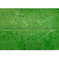 Quality Green Cardstock Paper/Embossed Cardstock  Paper for Business Card/Gift Cards for sale