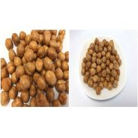 Quality Spicy Blanched Crispy Roasted Chickpeas Snack Full Nutrition Snacks for sale