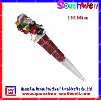 Buy Resin Pen With Santa Claus at wholesale prices