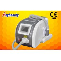 Buy Q-Switch Nd Yag Laser Tattoo Removal Machine  /  acne scar removal equipment at wholesale prices
