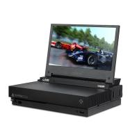 Quality HDR Technology Portable USB Monitor / Two Player Portable LED Monitor HDMI for sale