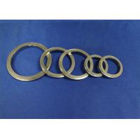 Quality Stellite Cobalt Chrome Alloy Valve Seat Ring Spare Parts High Wear Resistance for sale