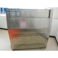 Quality Accelerated UV Aging Test Chamber With Automatically Control , ASTM D4587 for sale