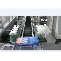Buy FJ-450 Automatic Carton Packaging Machine Kitchen Aluminum Foil Packing at wholesale prices
