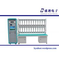 Quality 24 Positions Single Phase Electric Meter Test Instrument for sale