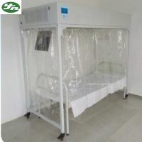 Quality Movable Laminar Flow Bed Powder Coating Steel Low Noise Fan For Srious Patient for sale