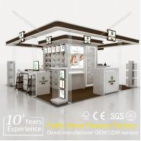 Quality Cosmetic showcase display stand for sale
