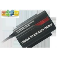 Quality USB3.0 to IDE and SATA Adapter Cable for sale