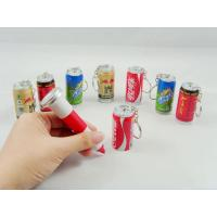 Quality Novelty Popcan Pen / Can Pen for sale