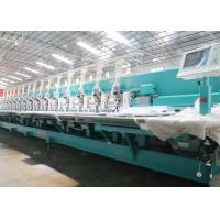 China Garment Commercial Multi Head Embroidery Machine 9 Needles 15 Head on sale