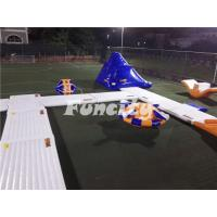 Quality Crazy Inflatable Water Roller Water Park Vacations For Kids and Adults for sale