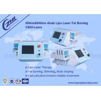 China Professional laser liposuction weight loss machine lipolaser for body slimming on sale