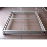 Quality Acrylic Glass Stage Platform Waterproof platform , Corrosion Resistance for sale