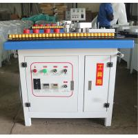 Quality kdt portable pvc wood mdf straight edge banding machine and glue for sale