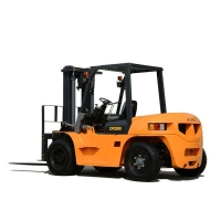 Quality CPCD50 5 Tonne 28km/H Logistics Machinery With 6 Cylinder for sale