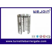 China Full Height Turnstile Gate on sale