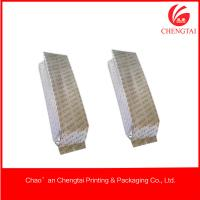 Quality Tea / Coffee Aluminium Foil Packaging Bags , Self Standing Side Gusset Bags for sale