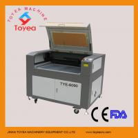 Quality Cloth Laser cutting machine with cellular table TYE-6090 for sale