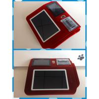 Quality 7''  Multi Touch Screen NFC Payment Terminals with 5.0 Mega Pixel Camera for sale