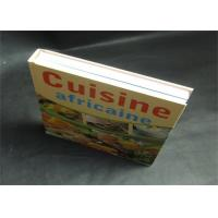 Buy Pantone Color CMYK Hardcover Saddle Stitch Book Printing 300gsm / 350gsm at wholesale prices